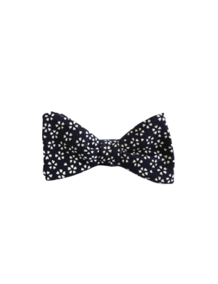 Bow tie in Japanese cherry...